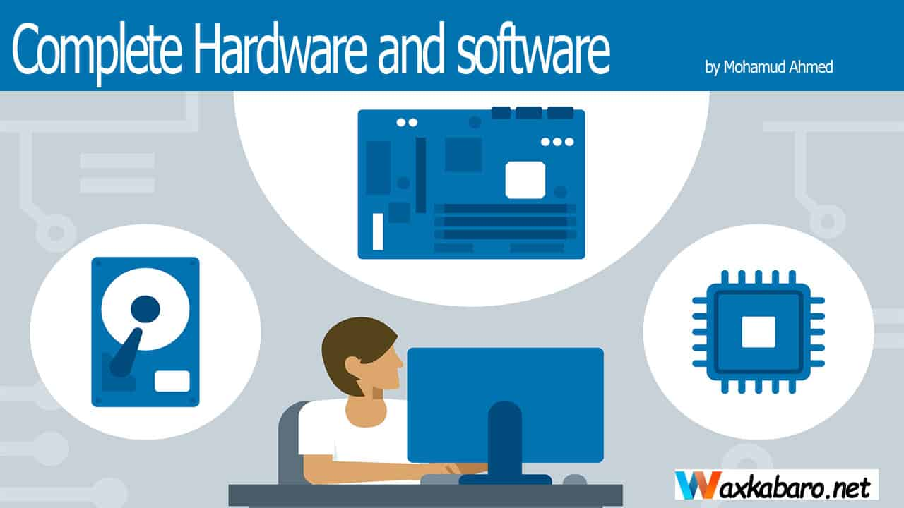 Complete Hardware and software